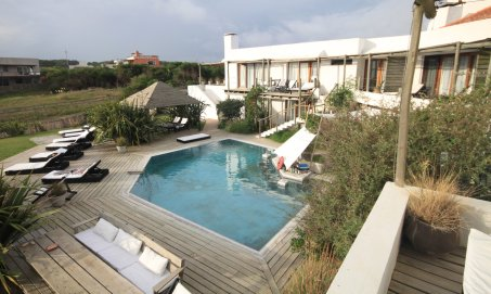 Posada del Faro pool hotel