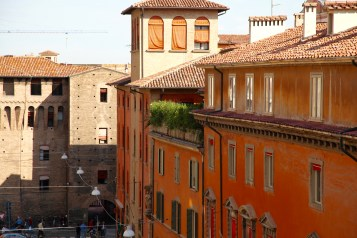 Art Hotel Novecento room view