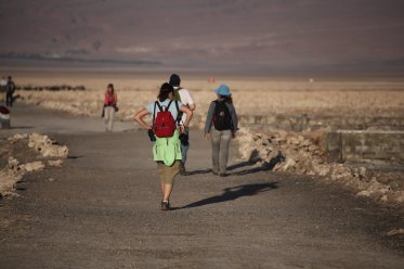 Salar de Atacama trekking