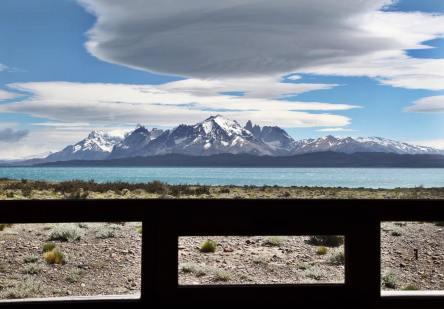 Tierra Patagonia room view