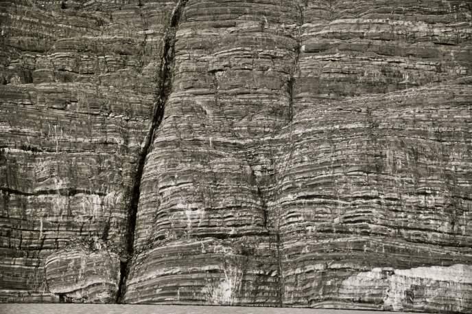 Torres del Paine Grey's Glacier carving