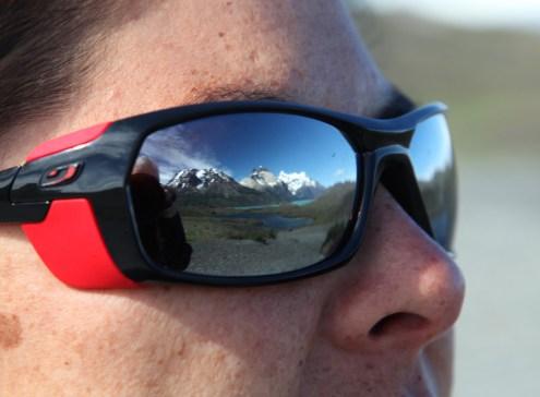 Torres del Paine Grey's Glacier reflections