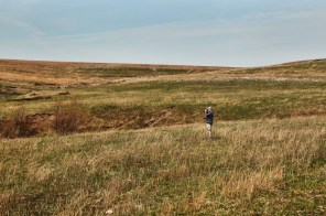 Tallgrass Prairie National Preserve birder