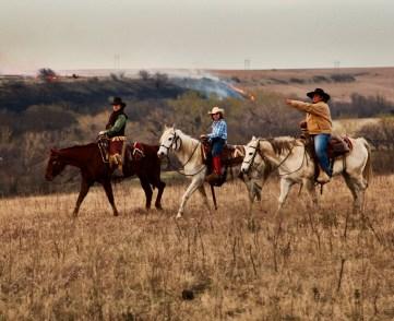 Flying W Ranch Hoy Family