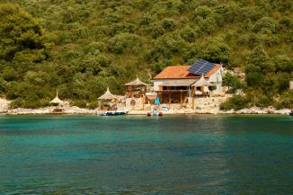 Hvar hidden cove bar