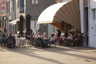 Antwerp Kloosterstraat scene