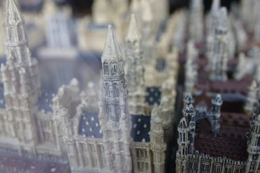 Brussels building toys