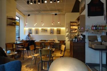 Café Capitale interior