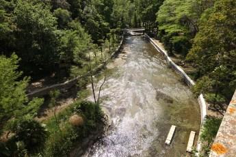 Moltig-les-Bains river