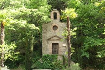 Moltig-les-Bains ancient church
