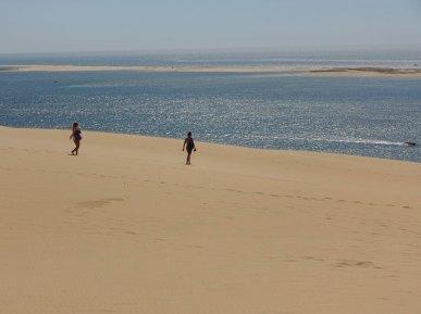 Dune du Pilat ocean view