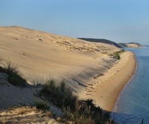 Dune du Pilat from afar