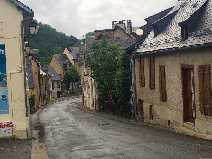 Gèdre street