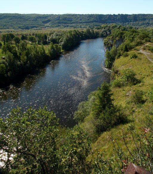 More River near Martel