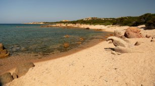 Golfe de Murtoli beach