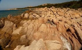 Golfe de Murtoli rocks