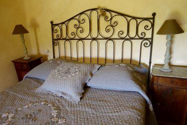 Domaine de Murtoli A Tiria bed