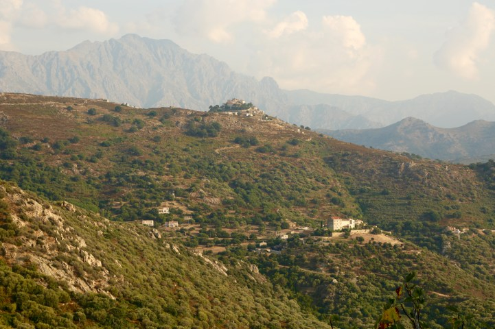 Sant'Antonino village view