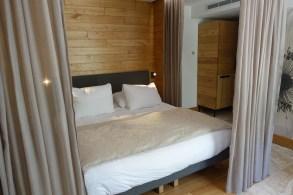 Hotel Dominique Colonna bedroom