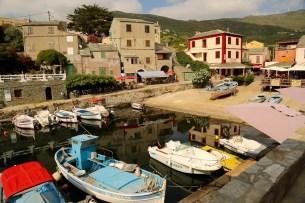 Centuri Harbor Cap Corse
