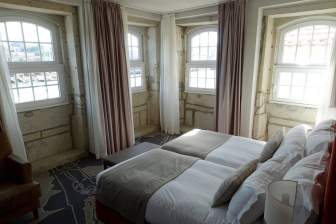 Pestana Vintage Porto room