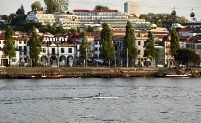 Gaia Porto river view