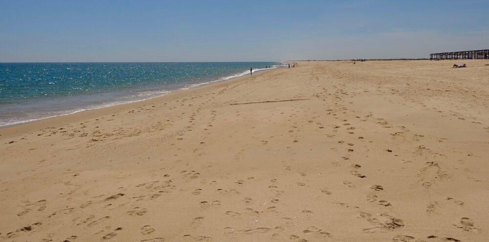 Ihla de Tavira beach