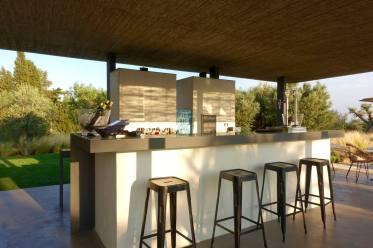 Hotel Mas Lazuli pool bar
