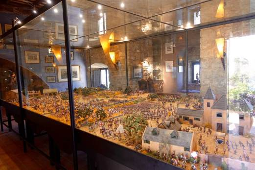 Castell d'Emporda Napoleon diorama
