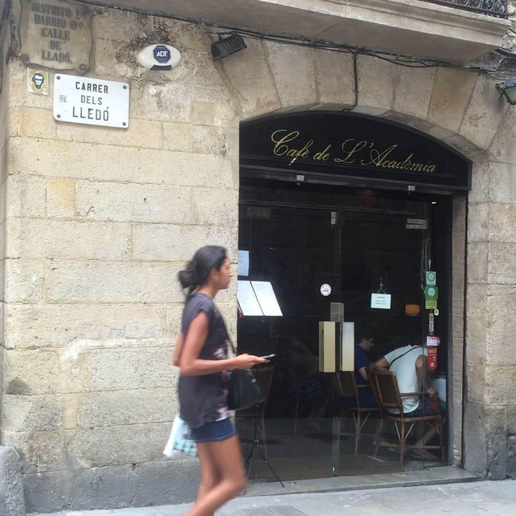 The Mercer Barcelona neighborhood