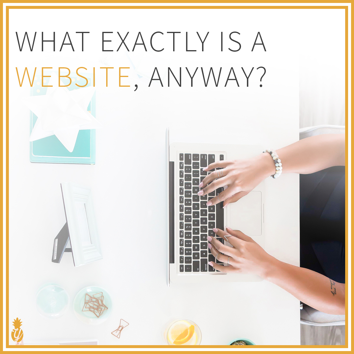 What is a website, anyway?