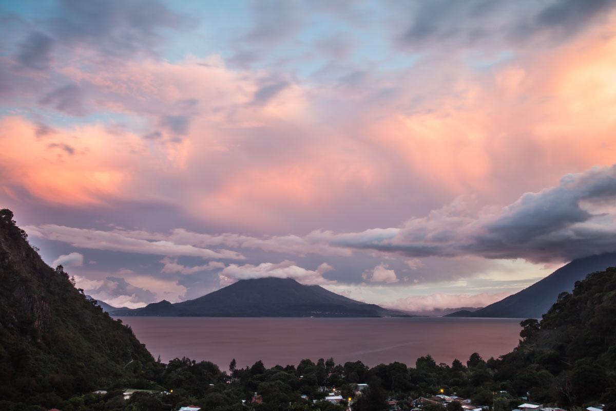 Lake Atitlan Jaibalito, Guatemala Vezzani Photography