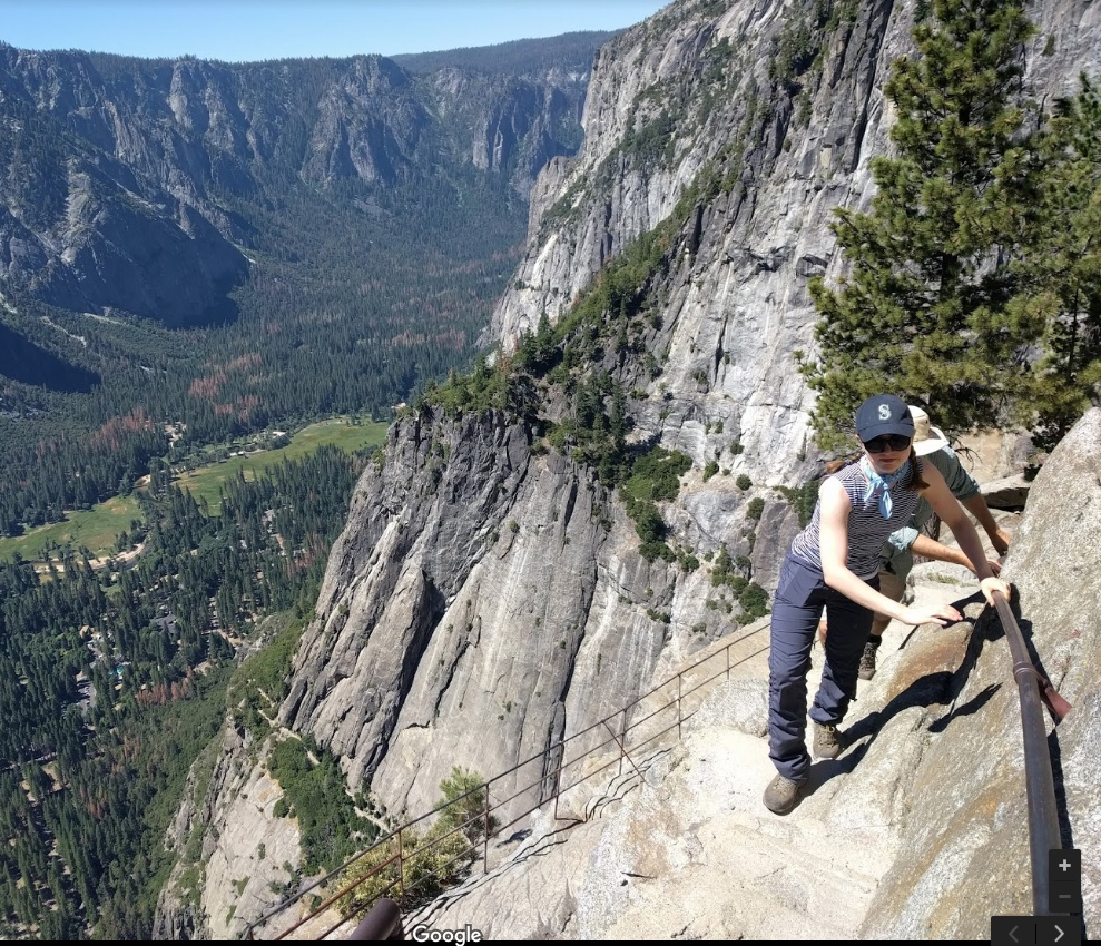 7 Tips to Help You Hike Upper Yosemite Falls #ericongerth