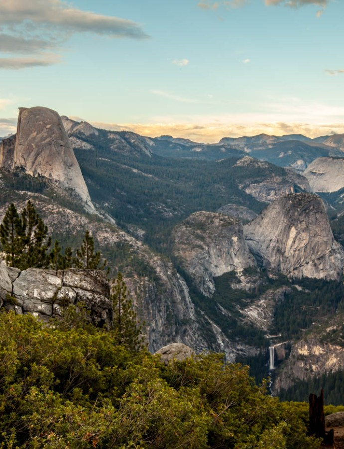 Best Photo Spots:  Yosemite National Park