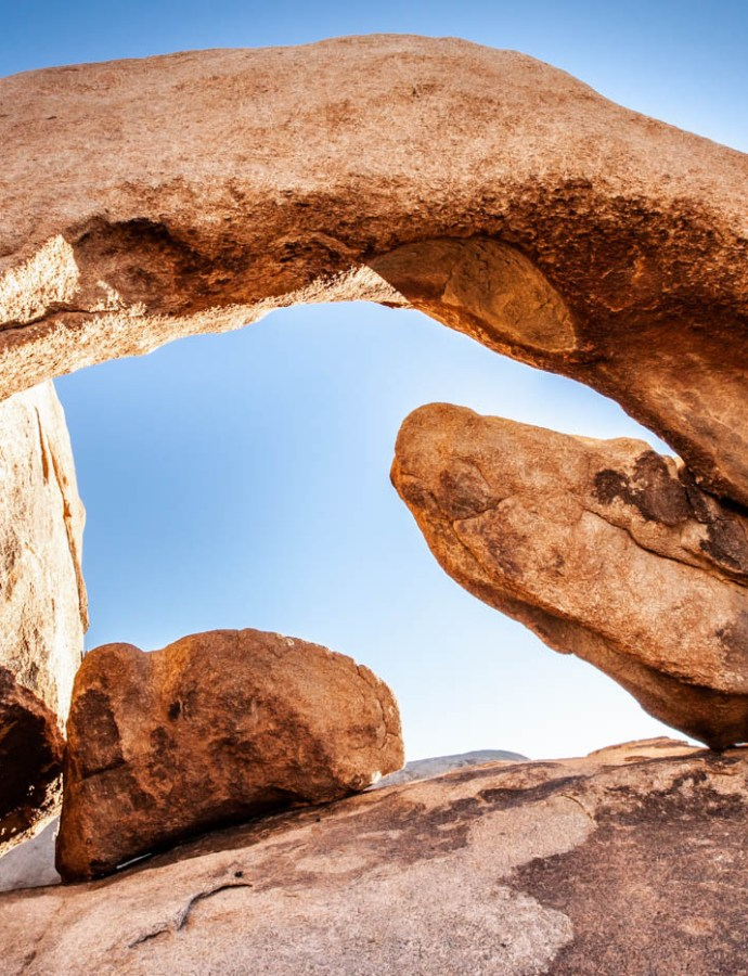How to Find Arch Rock at Joshua Tree National Park