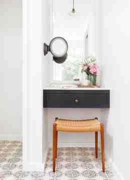 Bathroom Makeup Vanity Ideas And Inspiration Hunker
