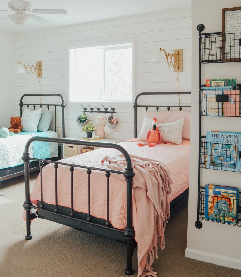 modern farmhouse bedroom lighting ideas