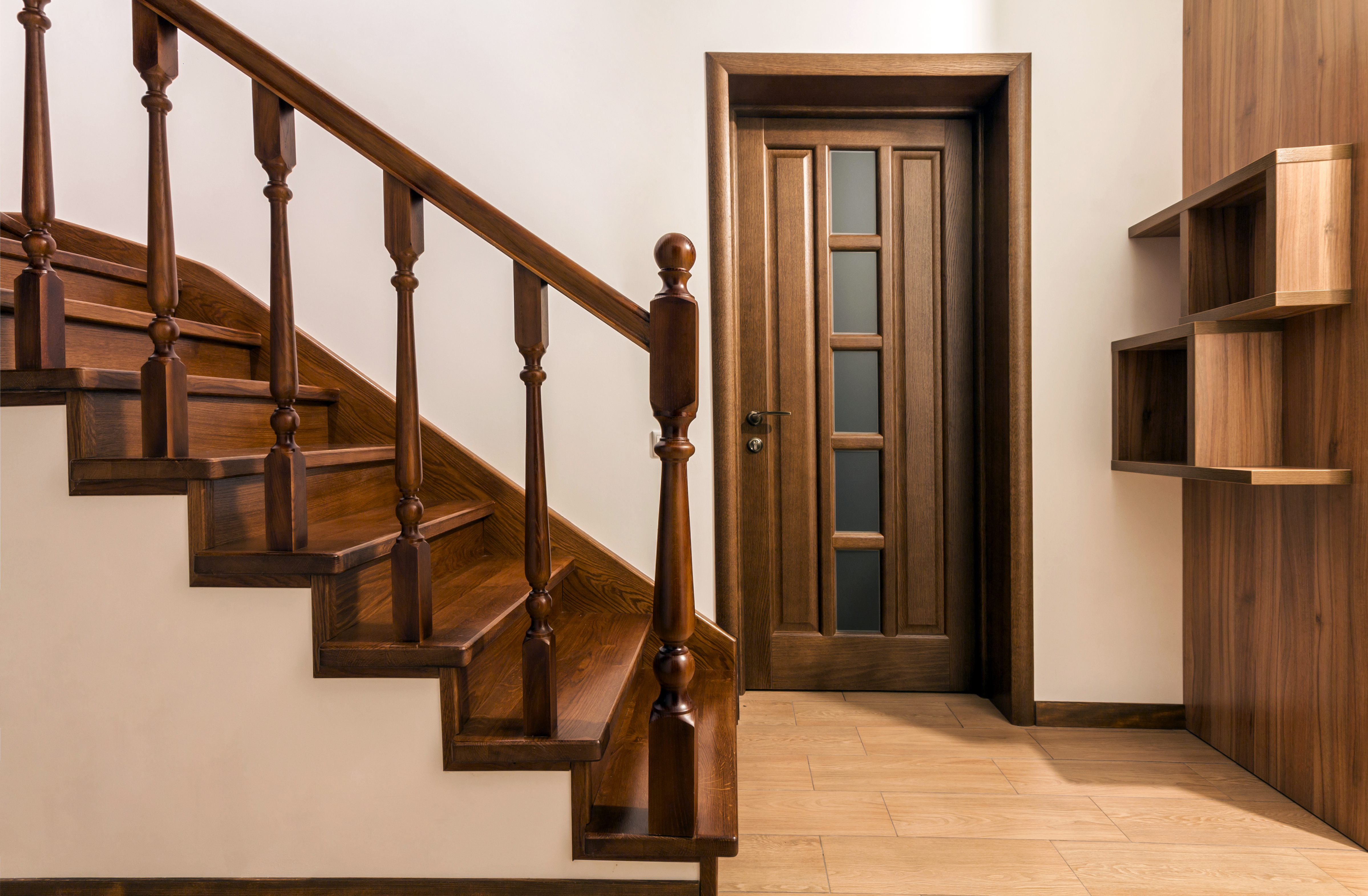 How To Make Steep Interior Stairs Bigger Home Guides Sf Gate