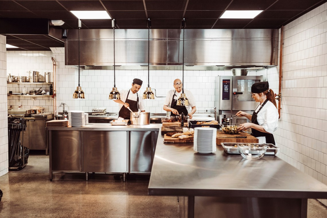 What Makes A Commercial Kitchen