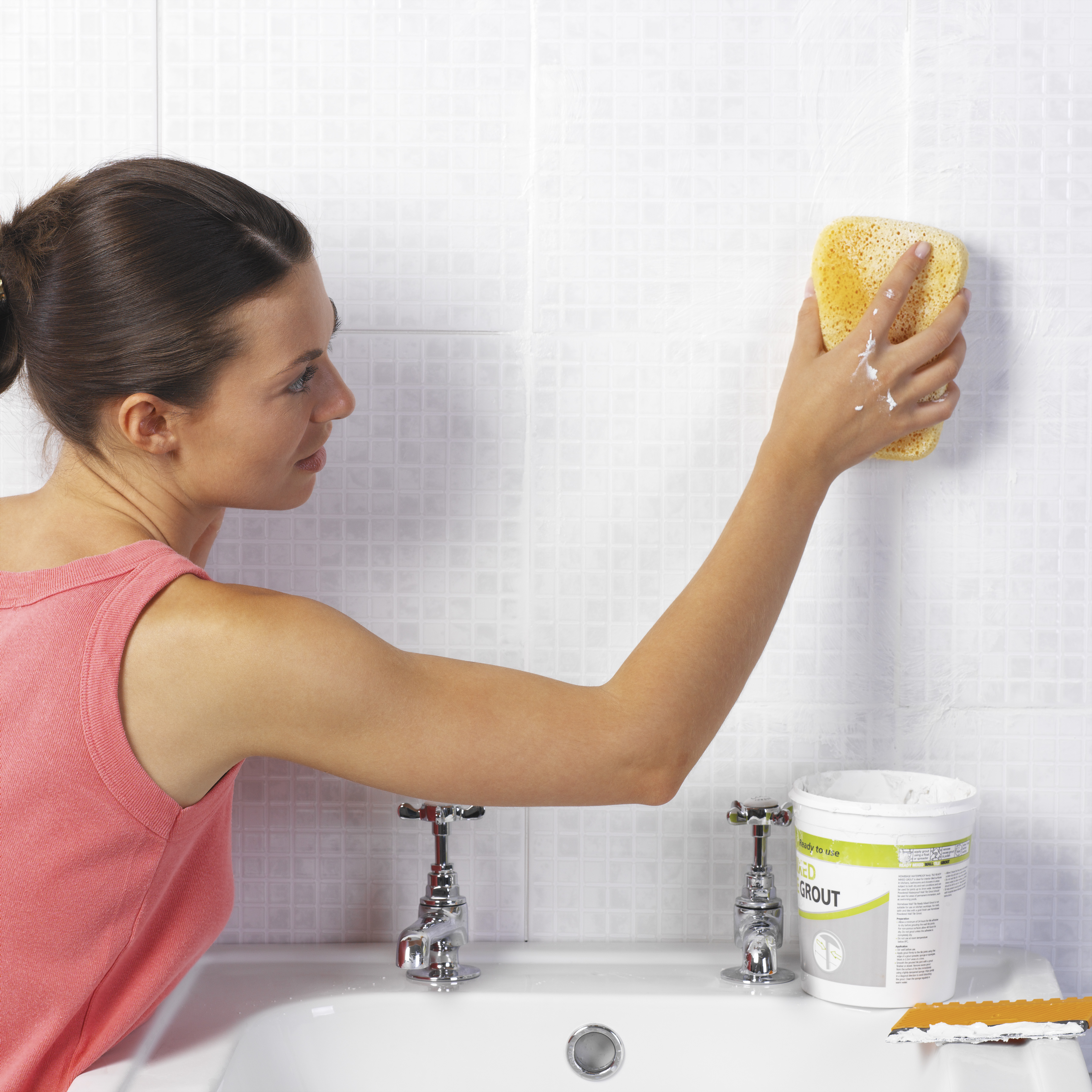 https www hunker com 12251435 how to remove dried on grout haze from tile