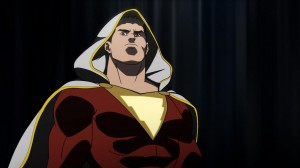 SHAZAM! as he appears in the upcoming Justice League War
