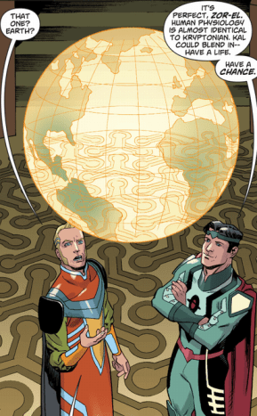 Action Comics #23.1
