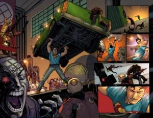 firstlook action comics 25
