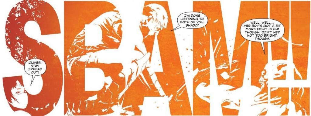Green Arrow 28 - Positives