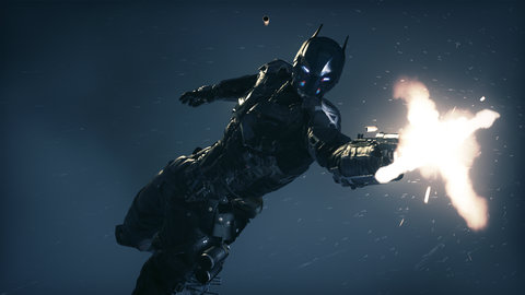 Arkham Knight, Delay, Batman