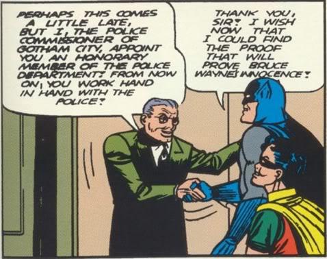 Batman Deputized