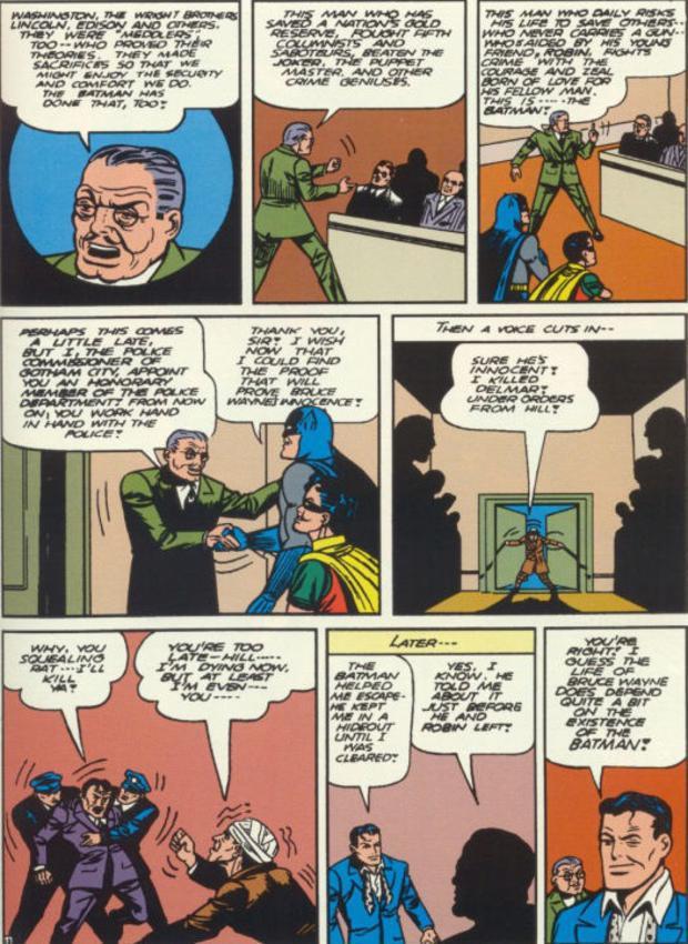 Batman #7