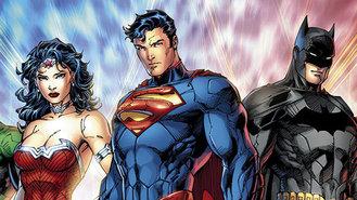 Trinity, Superman vs. Batman, Wonder Woman,