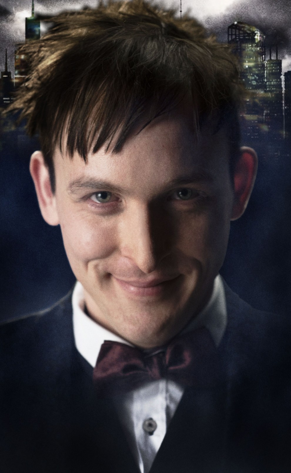 Oswald Cobblepot (a.k.a. the Penguin)