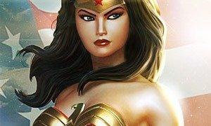 Wonder Woman, DC Universe Online,